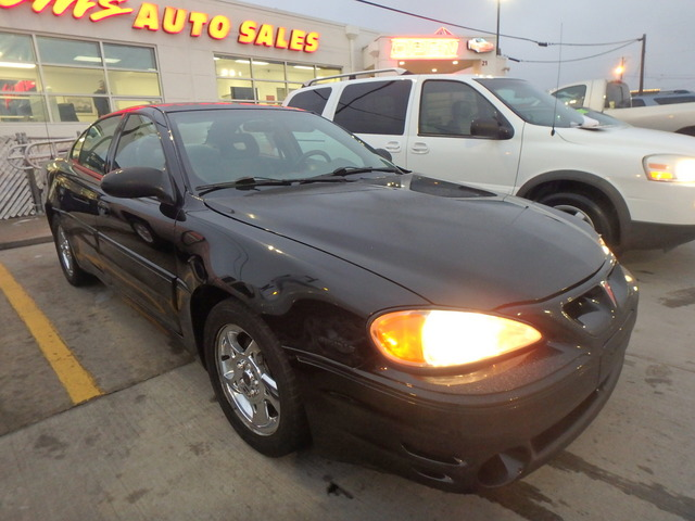 2004 Pontiac Grand Am GT - 1G2NW52EX4M659832