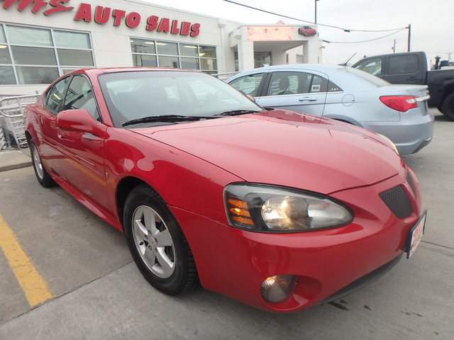 2008 Pontiac Grand Prix  - 2G2WP552X81153289