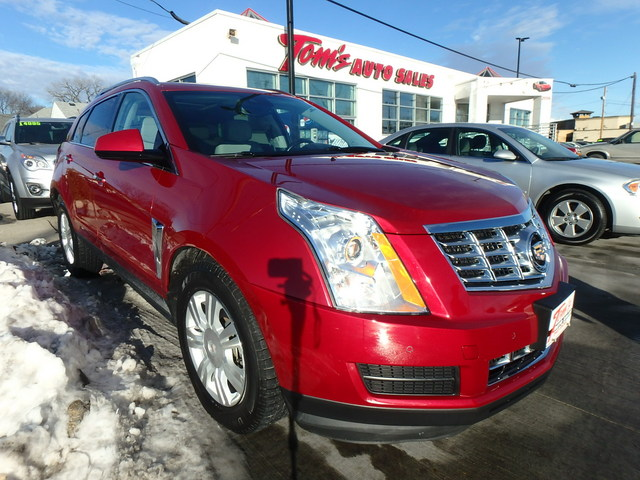 2013 Cadillac SRX Luxury Collection - 3GYFNGE3XDS553075
