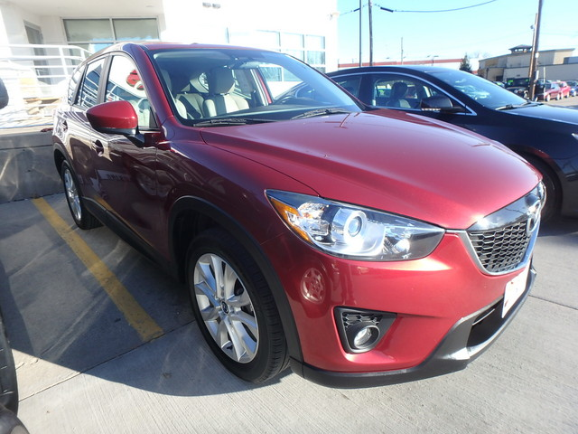 2013 Mazda CX-5 Grand Touring - JM3KE4DE9D0127575