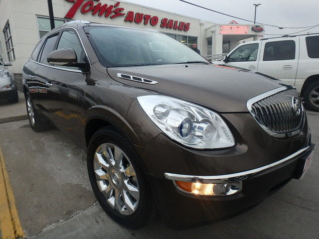 2012 Buick Enclave Premium - 5GAKVDED3CJ167725