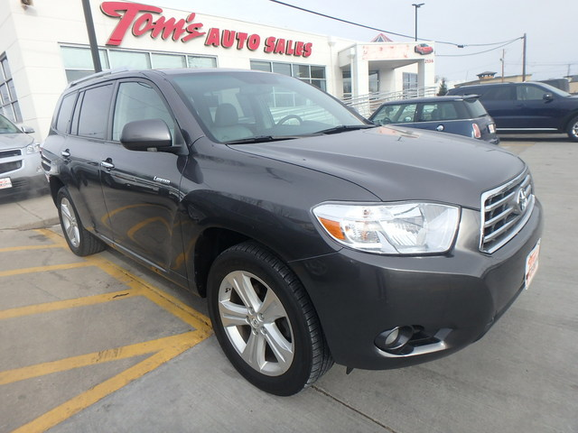 2009 Toyota Highlander Limited - JTEES42A492148307
