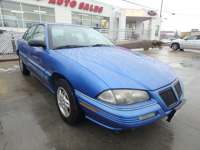 1995 Pontiac Grand Am SE - 1G2NE55D2SM629999
