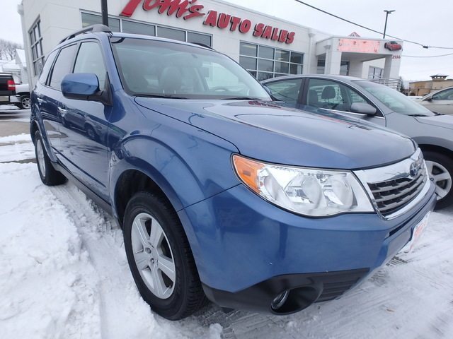 2010 Subaru Forester 2.5X Limited - JF2SH6DC3AH912876