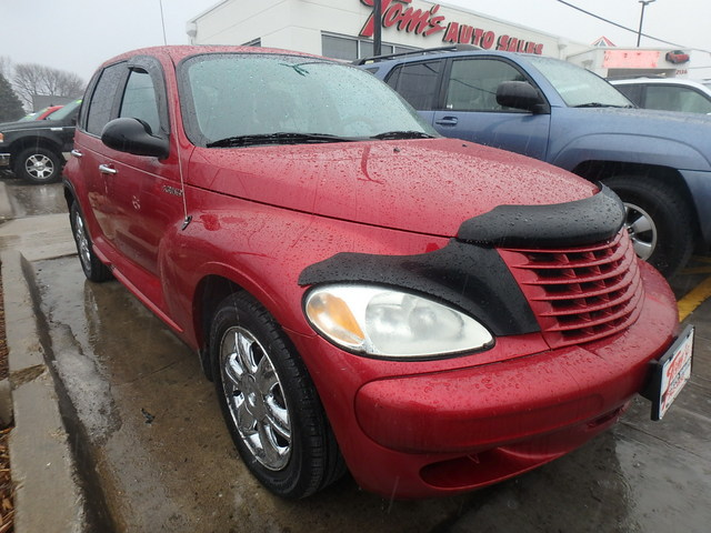 2004 Chrysler PT Cruiser Limited - 3C8FY68B54T259246