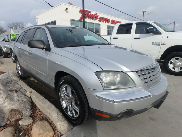 2006 Chrysler Pacifica Touring - 2A8GM68466R639049
