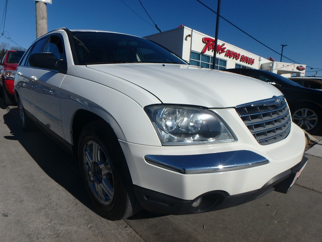 2005 Chrysler Pacifica Touring - 2C8GM68405R572999