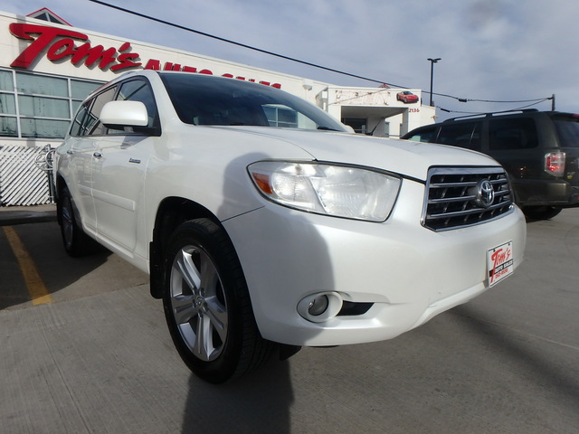 2009 Toyota Highlander Limited - JTEES42A692113686