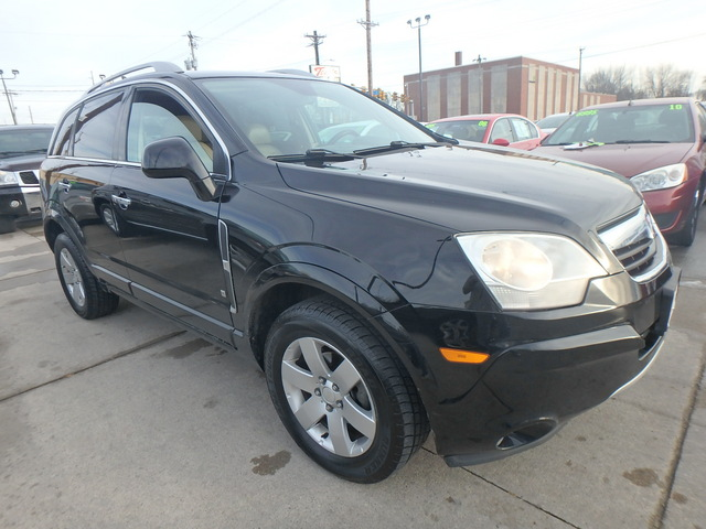 2009 Saturn VUE XR - 3GSCL53779S605086