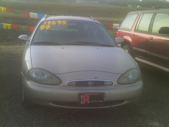1999 Mercury Sable 4d 6cyl - 1MEFM58S3XG610086