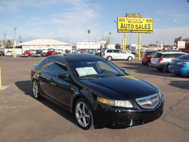 2004 Acura TL Luxury Sport Sedan - 19UUA66264A056701