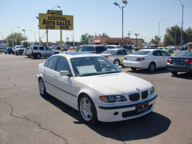 2004 BMW 3 Series 330i Luxury Sport Sedan - WBAEV53454KM35123