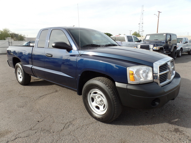 2006 Dodge Dakota ST - 1D7HE22KX6S595103