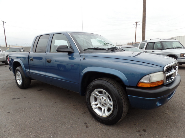 2004 Dodge Dakota Sport - 1D7HL38N14S671544