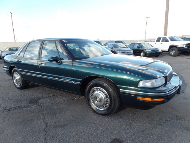1998 Buick LeSabre Limited - 1G4HR52K4WH421293