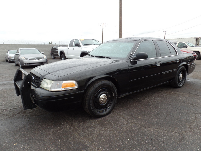 2010 Ford Police Interceptor  - 2FABP7BV8AX108638