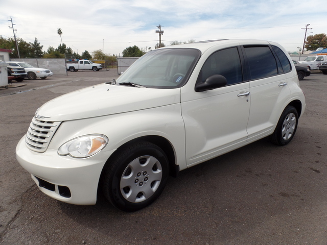 2007 Chrysler PT Cruiser  - 3A4FY48B47T621829