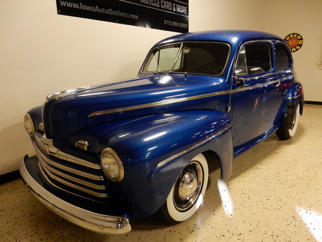 1946 Ford Deluxe  - IA043030