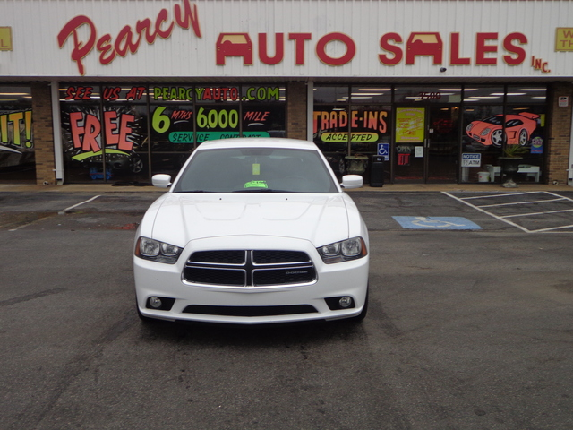 2012 Dodge Charger SXT Plus - 2C3CDXHG4CH180597