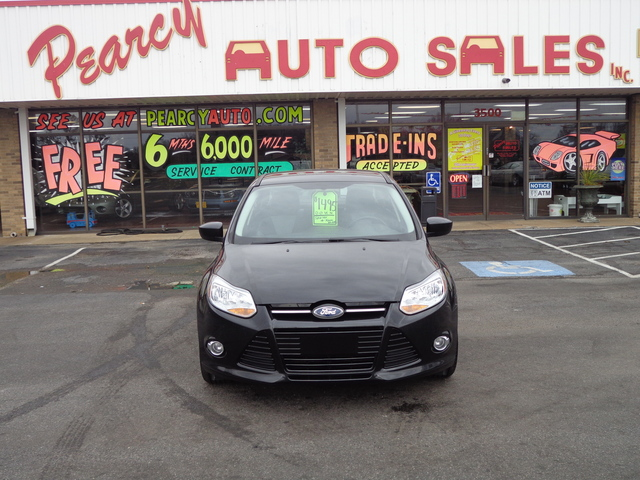 2012 Ford Focus SE - 1FAHP3F22CL461914