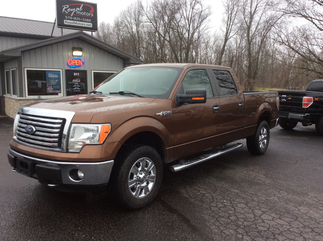 2011 Ford F-150 XLT 4WD SuperCrew - 1FTFW1EF0BFA96692