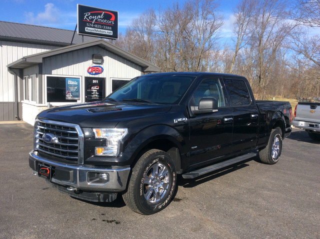 2015 Ford F-150 XLT 4WD SuperCrew - 1FTFW1EG2FFA63059