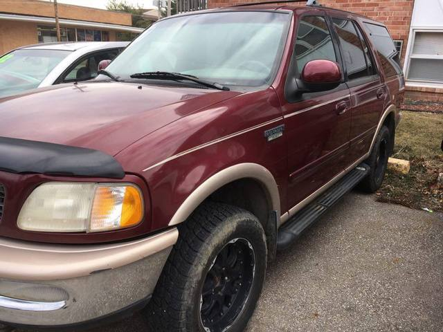 1997 Ford Expedition Eddie Bauer - 1FMFU18L5VLB99535