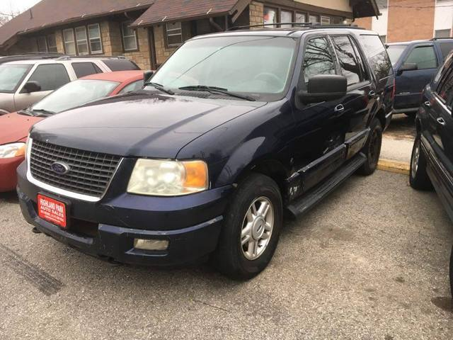 2004 Ford Expedition XLT - 1FMPU16W24LA14258