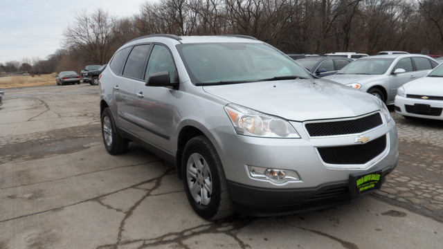 2012 Chevrolet Traverse LS - 1GNKREED1CJ251297