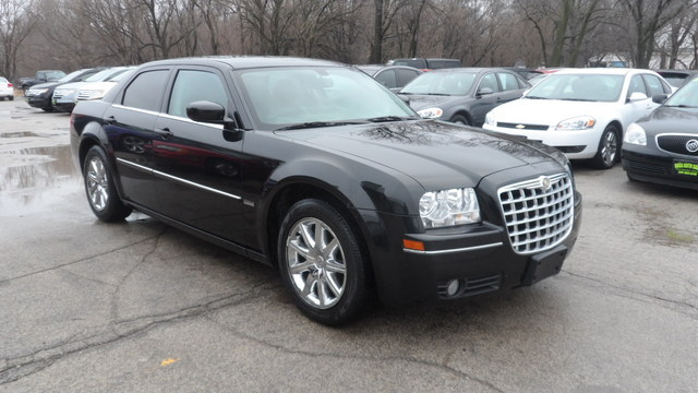 2008 Chrysler 300 TOURING - 2C3LA53G98H284644