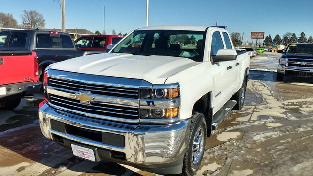 2016 Chevrolet Silverado 2500HD Work Truck - 1GC2KUEG5GZ349936
