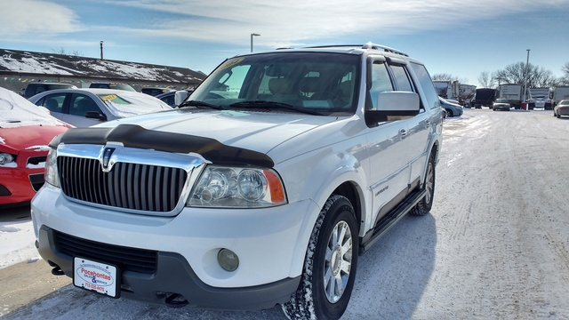 2004 Lincoln Navigator Ultimate - 5LMFU28R84LJ17626