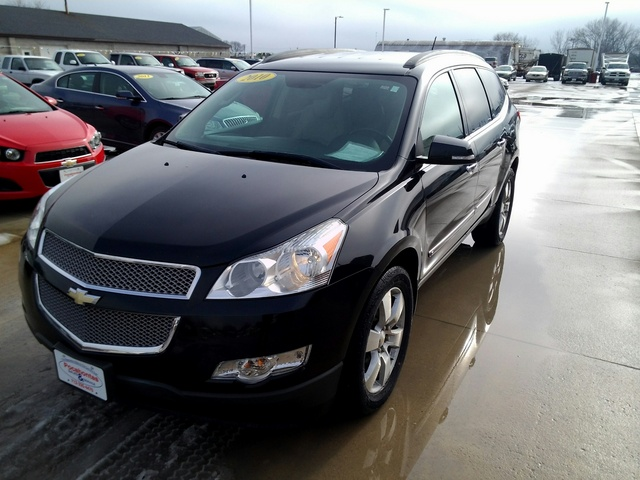 2010 Chevrolet Traverse LTZ - 1GNLVHED6AS101355