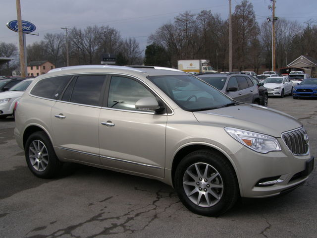2015 Buick Enclave Leather - 5GAKRBKD8FJ117632