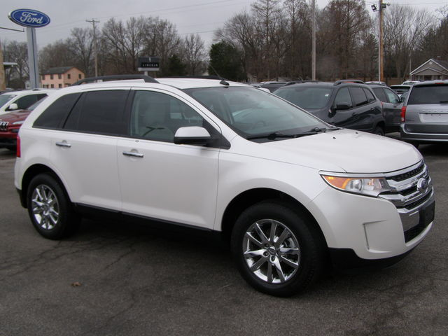 2011 Ford Edge SEL - 2FMDK3JC3BBB50137