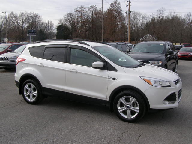 2014 Ford Escape SE - 1FMCU0GX1EUA52656