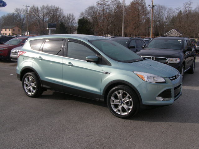 2013 Ford Escape SEL - 1FMCU0HX7DUA76943