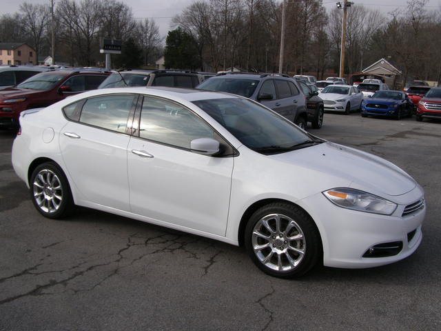 2013 Dodge Dart Limited - 1C3CDFCA3DD298295