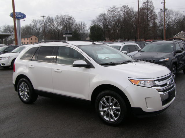 2011 Ford Edge Limited AWD - 2FMDK4KC5BBB11960