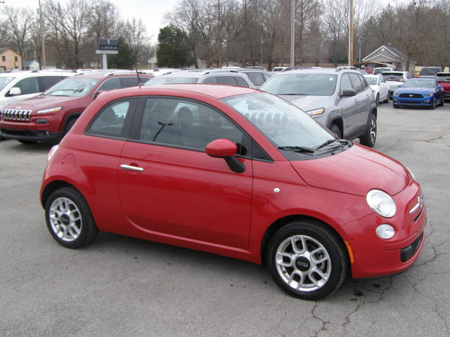 2015 FIAT 500 Pop - 3C3CFFAR5FT585976