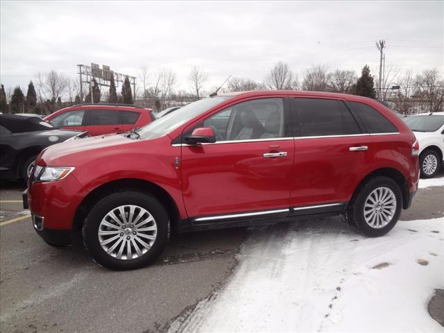 2012 Lincoln MKX Base - 2LMDJ6JK8CBL12569