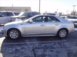 Used 2012 Cadillac CTS 3.0L Luxury - 1G6DG5E50C0154407