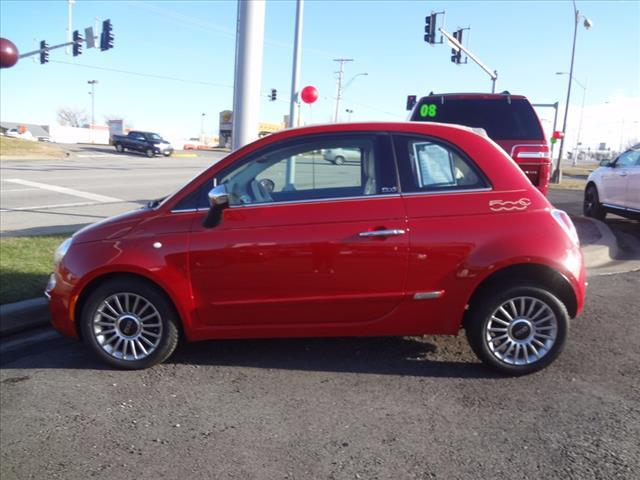 2013 FIAT 500 Lounge - 3C3CFFER1DT583794