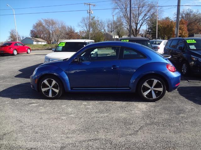 2013 Volkswagen Beetle Coupe 2.0T TURBO - 3VWV67AT3DM635137