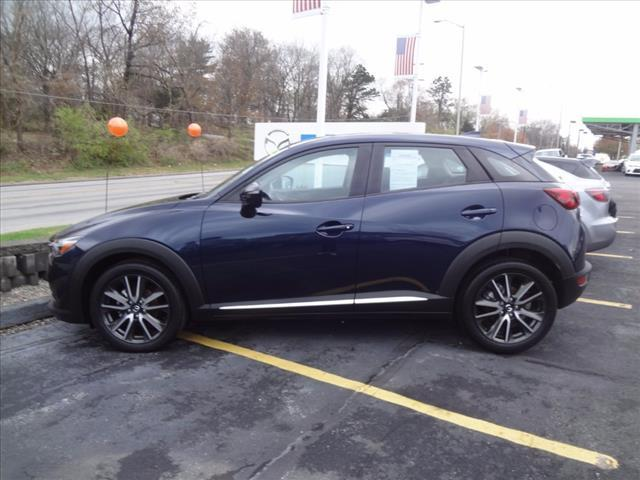 2016 Mazda CX-3 Grand Touring - JM1DKBD7XG0122213