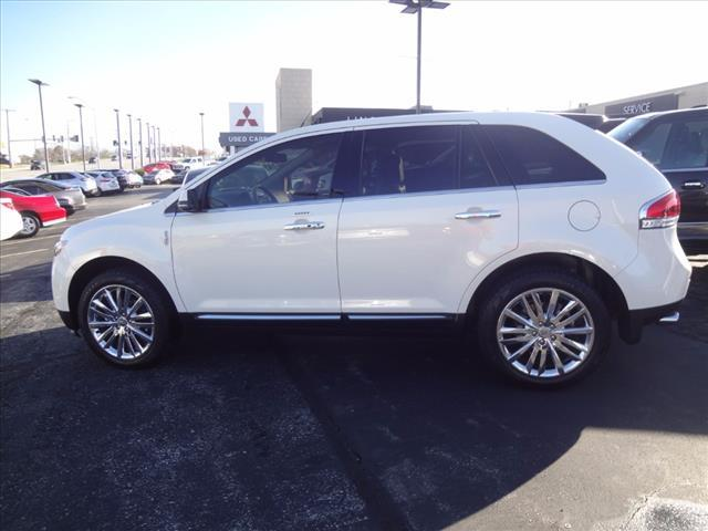 2013 Lincoln MKX Base - 2LMDJ6JK2DBL60893