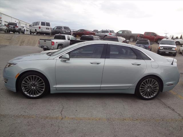 2013 Lincoln MKZ Base - 3LN6L2LUXDR829008