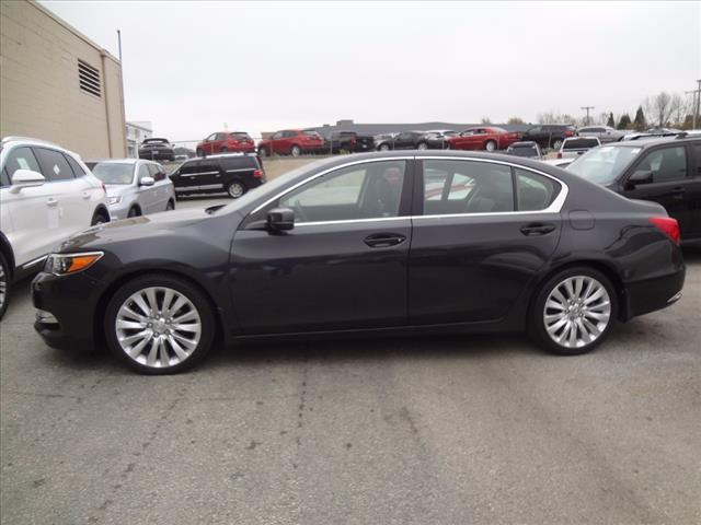 2014 Acura RLX w/Advance - JH4KC1F98EC003373
