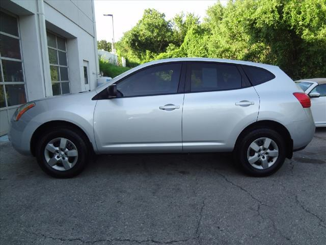 2008 Nissan Rogue S - JN8AS58V78W126347