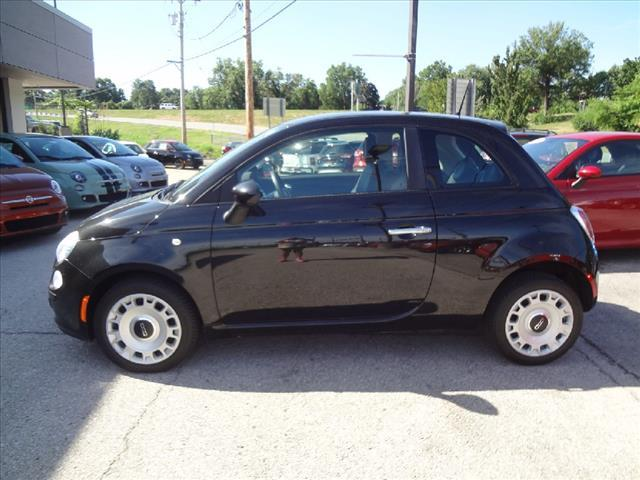 2012 FIAT 500 Pop - 3C3CFFAR2CT169525